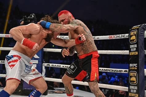 How to stream blueface vs. BKFC results: Chris Leben knocks out Henry to end fighting career - Bad Left Hook