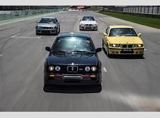 The Ultimate BMW M3 Review E30 vs E36 vs E46 vs E92 vs F80