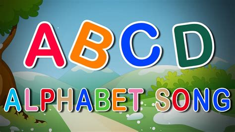 alphabet song    ant song abc phonics