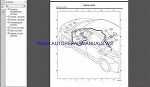 Subaru Wrx Sti V10 2017 Service Manual