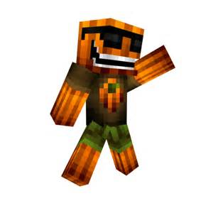 Pumpkin Pie Minecraft Pe by Cool Pumpkin Minecraft Skin