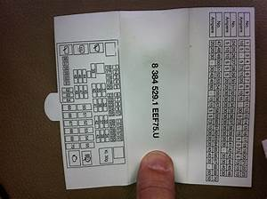 Nissan Patrol Y61 Fuse Box Diagram