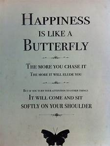 Happiness Is Like A Butterfly Pictures, Photos, and Images ...