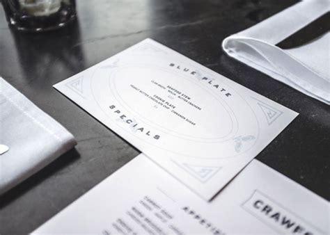 crawford son menu  paul tuorto  images menu