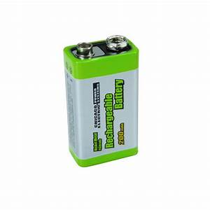 9 Volt Batterie : high capacity nimh rechargeable 9 volt battery ~ Markanthonyermac.com Haus und Dekorationen