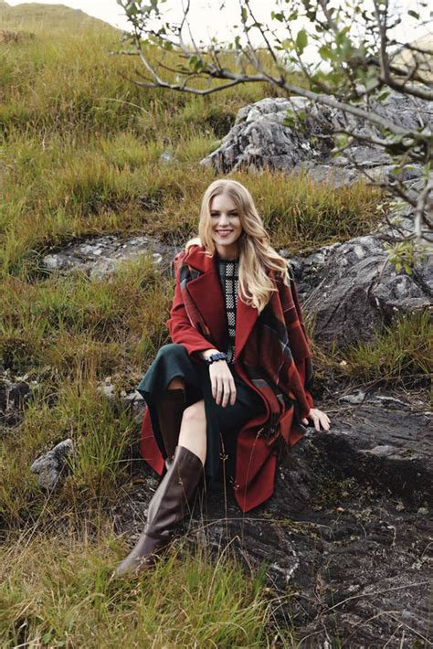 Tartan Fashion Designs From Mango Superdry