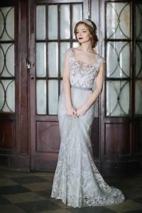 Rustikální svatební šaty