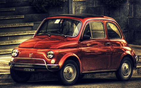 Fiat 500c Backgrounds by Vintage Fiat 500 Wallpapers Hd Desktop And Mobile