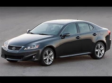 2008 lexus is 250 start up quick tour rev with exhaust 2012 lexus is250 walkaround start up exhaust tour an