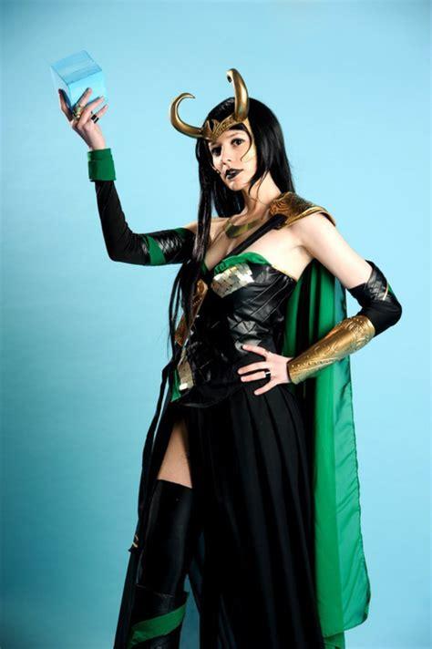 Lady Loki Raven Lady Loki Cosplay Photo Cure Worldcosplay