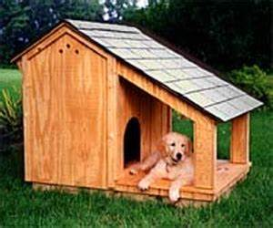 diy front porch doghouse petdiyscom With how to build a dog house with a porch