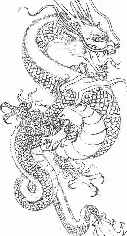 Japanese Tattoos Dragon Meaning