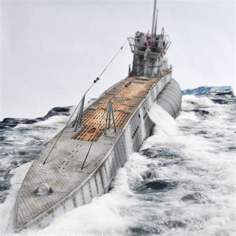 U Boat Model by Tmp Quot 1 72 Revell Viic Uboat Quot Topic