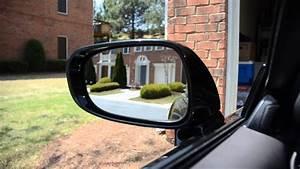 Loose Side-view Mirror  2009 Lexus Is350