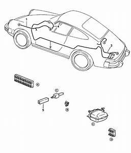 1974 Porsche 911 Wiper Wiring Diagram