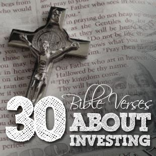 30 Bible Verses About Investing: Getting Good Counsel