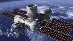 Orion Span:Aurora Station,the first Space Hotel - YouTube