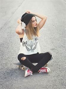 Shirt: beanie, converse, jeans, muscle tee, vans warped ...