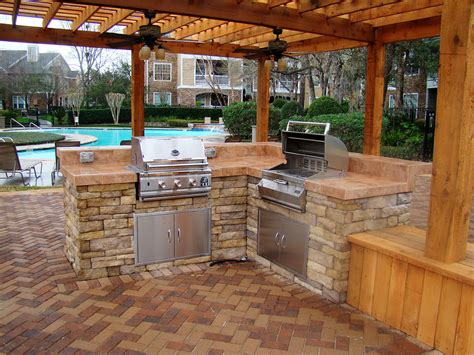 kitchen design backyard kitchen furniture ideas