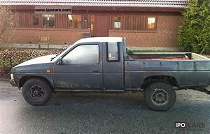 1992 Nissan King Cab Off Pickup Truck Used