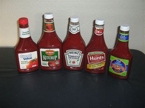 Spendwise Moms: Name Brand vs Store Brand: Ketchup