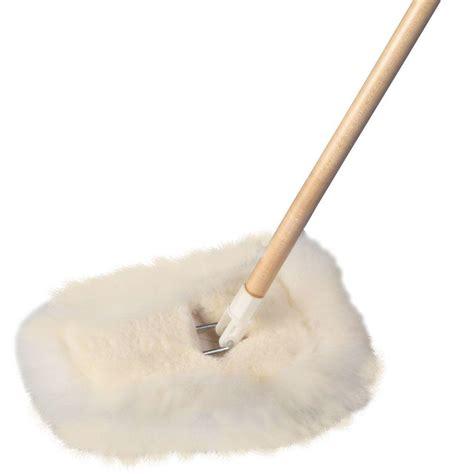 Wool Dust Mops For Hardwood Floors wool shop 48 in s wool wedge dust mop hd58 the