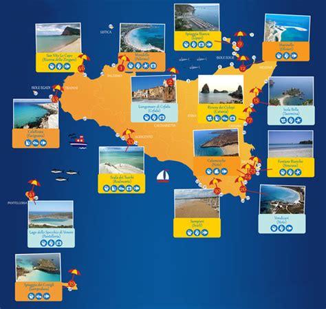 sicily best beaches best beaches in sicily top 50 beautiful sicilian beaches