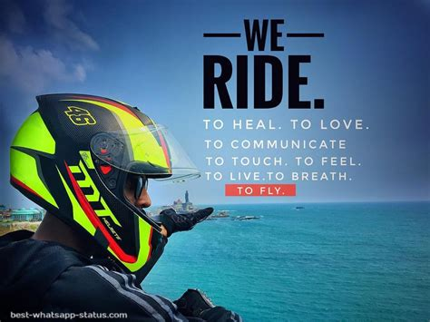 quotes  bike lovers cool whatsapp