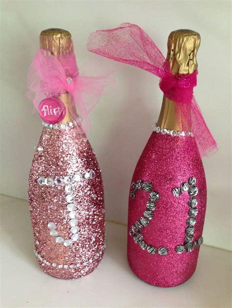 Fun Creativeys To De E Champagne Bottle