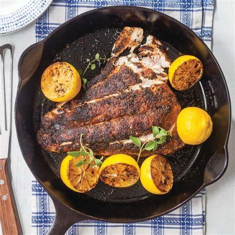blackened grouper dinner seasoning louisiana brings taste help table little
