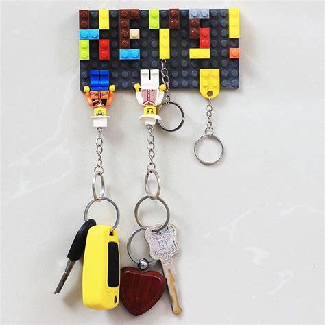 lego diy key holder lego key holders lego diy