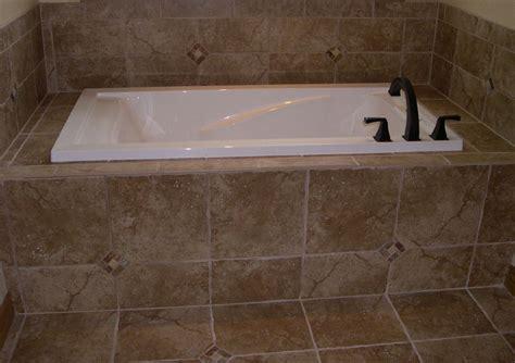fresh simple bathtub shower tile surround ideas 20633