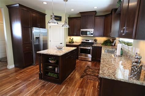 Kitchens With Cabinets And Wood Floors by 25 Kitchens With Hardwood Floors Page 2 Of 5