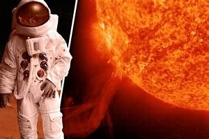 Mars mission crew solar storm doom: Space crew risk lethal ...