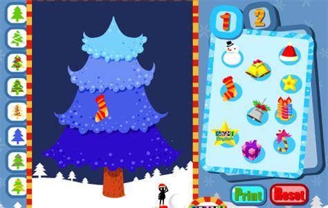 juegos de arboles de navidad material de isaac para educacion especial juego adorna el arbol de navidad