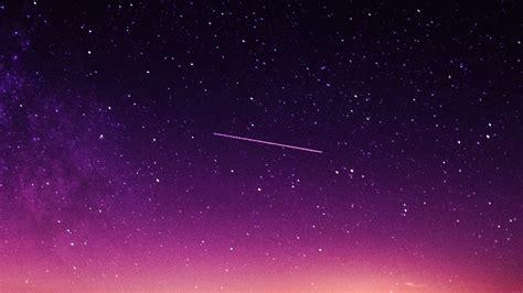 Wallpaper For Macbook Pro 13 Ne63 Star Galaxy Night Sky Mountain Purple Red Nature Space Wallpaper