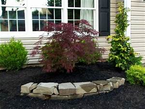 Rock landscaping ideas diy for Landscaping with rocks ideas