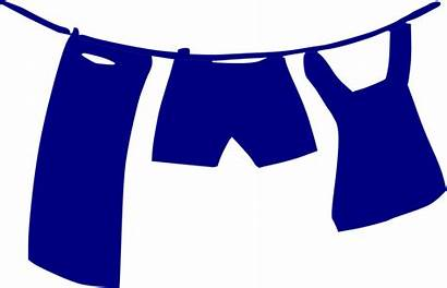 Clothes Clipart Clip Clothing Line Change Washing