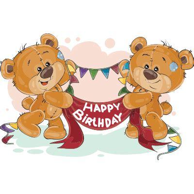 birthday bears symbols emoticons