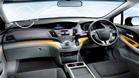 New Car 2016 Honda Odyssey Interior Inside