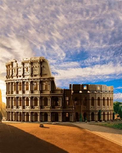 Colosseum Lego Roman Creator Expert Reveals Stadium
