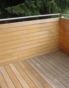Geländer Holz Terrasse : bildergalerie holzterrasse holz pur terrassendielen holzterrasse terrassenholz ~ Watch28wear.com Haus und Dekorationen