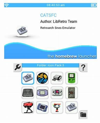 Icon Retroarch Pack