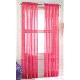 curtain panel pink curtain design