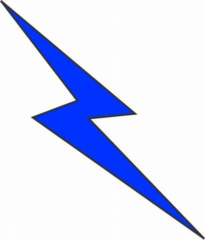 Lightning Bolt Cartoon Clipart Lighting Electric Clip