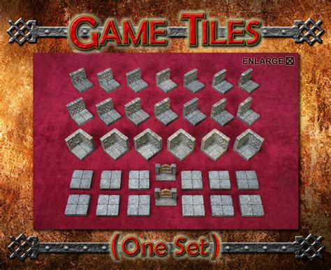 3d dungeon tiles dwarven forge dungeon delve with a kickstarted dwarven forge tile set