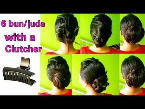 buns  clutcher  juda hairstyles   tuck