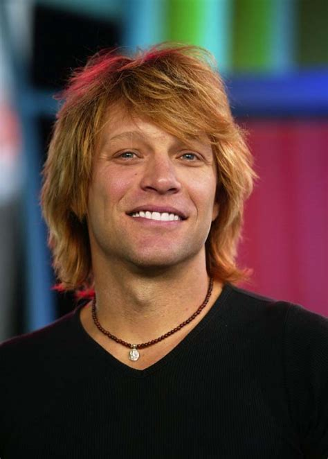 Magnificent Jon Bon Jovi Hairstyles Men