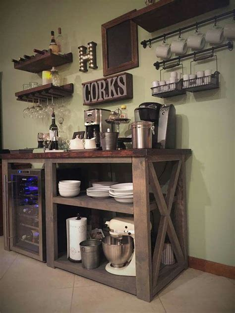 Shop Home Bars by 49 Exceptional Diy Coffee Bar Ideas For Your Cozy Home