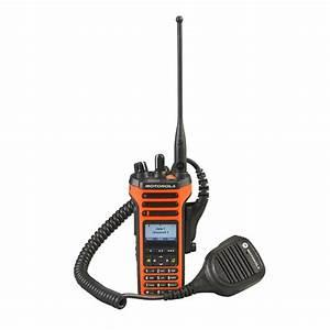 Apx 4000xh Single-band P25 Portable Radio